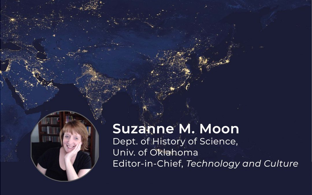Suzanne M. Moon Special Seminar (Jun 18) – The Anthropocene in Asia