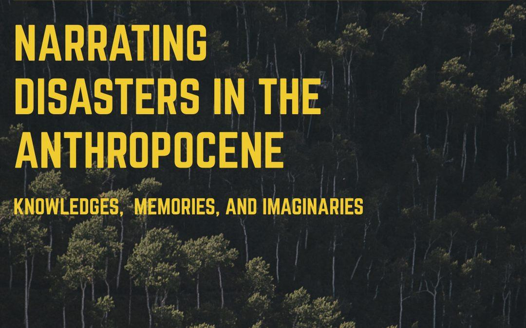 International Symposium on Anthropocene Studies (Dec 10-11, 2019)